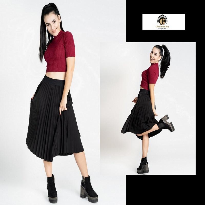 1008 ΜΠΛΟΥΖΑΚΙ ΜΠΟΡΝΤΟ ΚΟΝΤΟΜΑΝΙΚΟ - Μοντέρνα γυναικεία ρούχα Online ... 402f10a8dc3