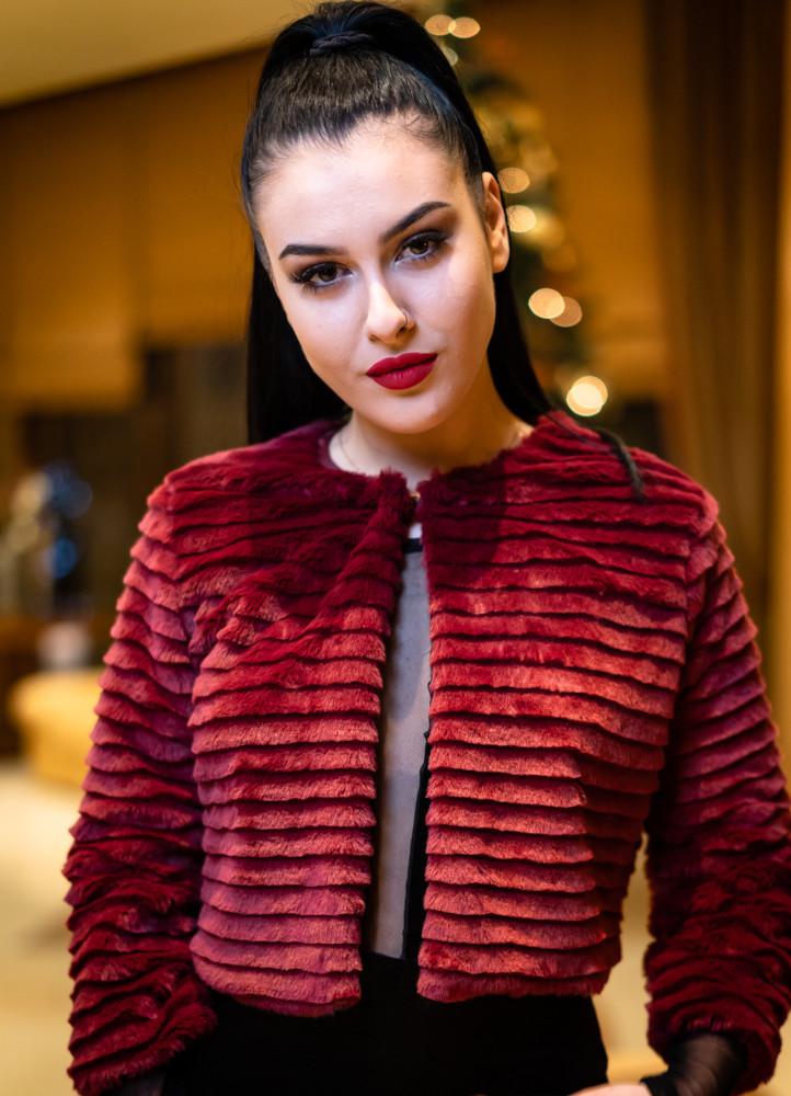 69ac932b48 1260 ΓΟΥΝΑΚΙ ΜΠΟΛΕΡΟ ΜΠΟΡΝΤΟ - Μοντέρνα γυναικεία ρούχα Online ...