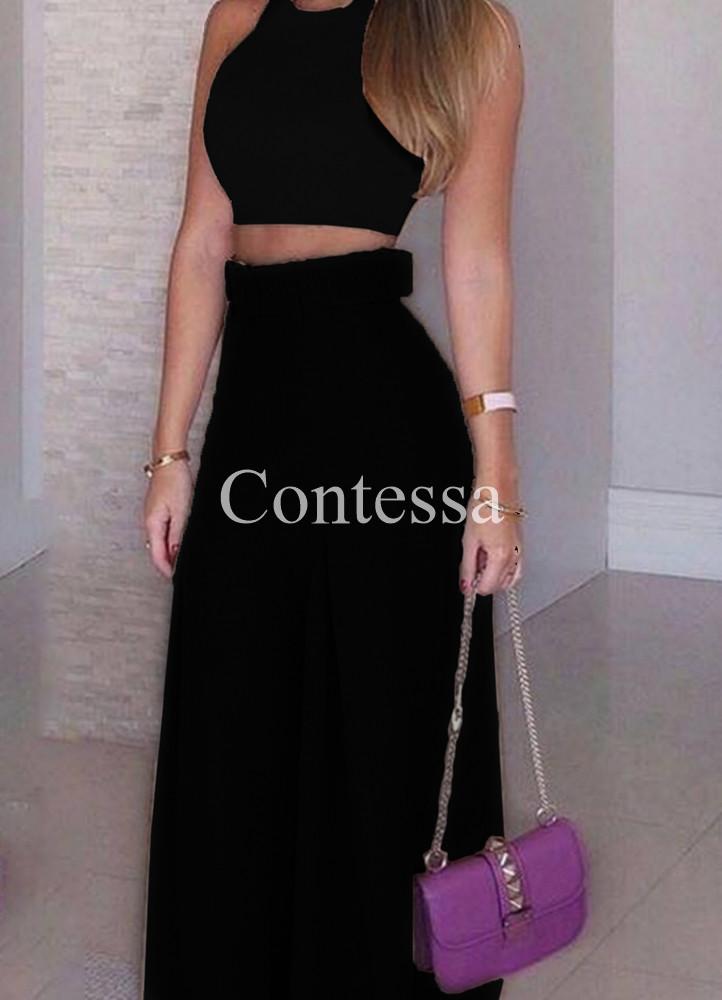 da903b31580 1406 ΣΕΤ ΤΟΠ & ΠΑΝΤΕΛΟΝΑ ΜΑΥΡΗ - Μοντέρνα γυναικεία ρούχα Online ...
