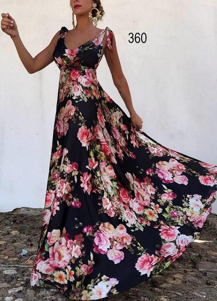 7e2aef4f256d 360 ΦΛΟΡΑΛ ΦΟΡΕΜΑ ΜΑΞΙ - Μοντέρνα γυναικεία ρούχα Online ...
