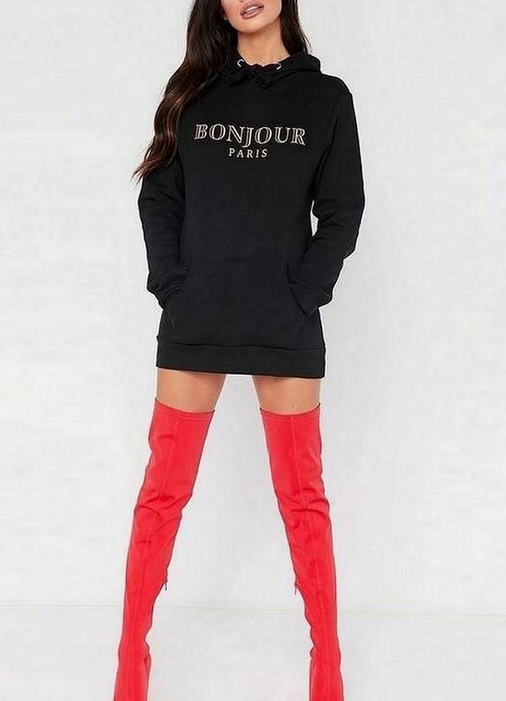 e4dd4fa06c4e 697 ΜΠΛΟΥΖΟΦΟΡΕΜΑ ΜΑΥΡΟ ΜΕ ΣΤΑΜΠΑ - Μοντέρνα γυναικεία ρούχα Online ...
