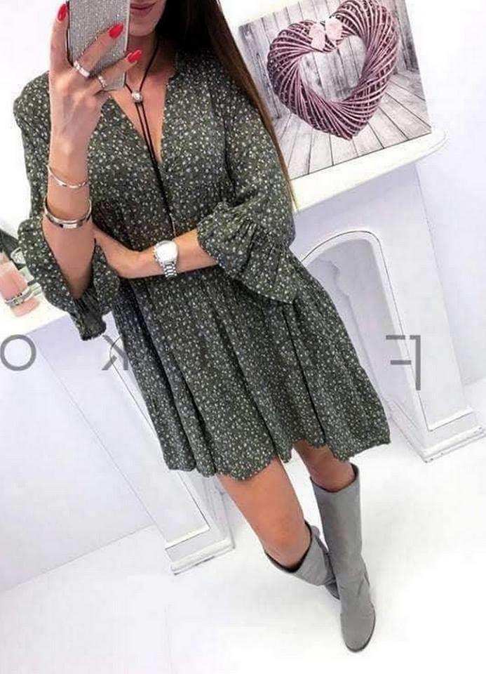 2c9f0980601e 861 ΜΙΝΙ ΦΟΡΕΜΑ ΕΜΠΡΙΜΕ - Μοντέρνα γυναικεία ρούχα Online ...